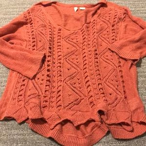 Anthropologie Moth Sweater L